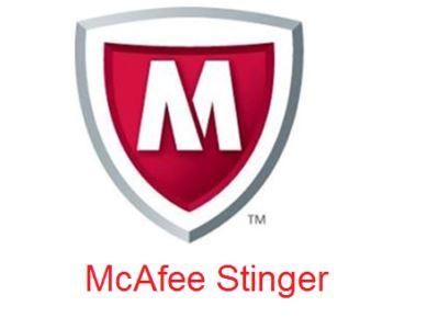 تحميل برنامج مكافح الفيروسات مكافي 2017 Download McAfee Stinger
