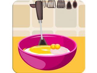 تحميل العاب طبخ لعبة كيكة العروسة