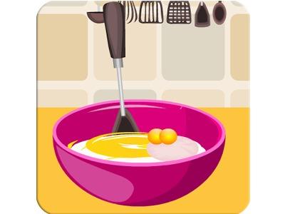 تحميل العاب طبخ الكيك وتزيينه مجانا Cake Cooking - العاب بنات