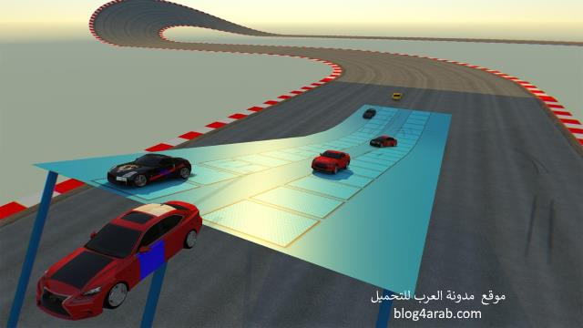 تحميل لعبة سيارات السرعة هجولة الجديدة 2017 للموبايل مجانا
