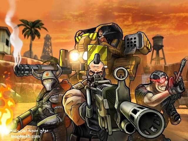 تنزيل العاب قتال خفيفة وسريعة مجانا برابط مباشر Shooter Sniper