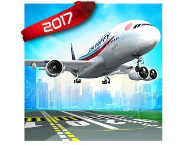 تحميل لعبة محاكاة الطيران المدني قيادة الطائرات Airplane Flying Driving