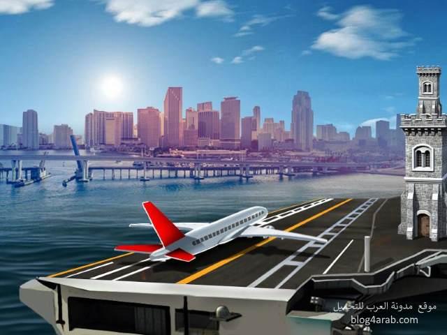 تحميل العاب طائرات سفر مجانا