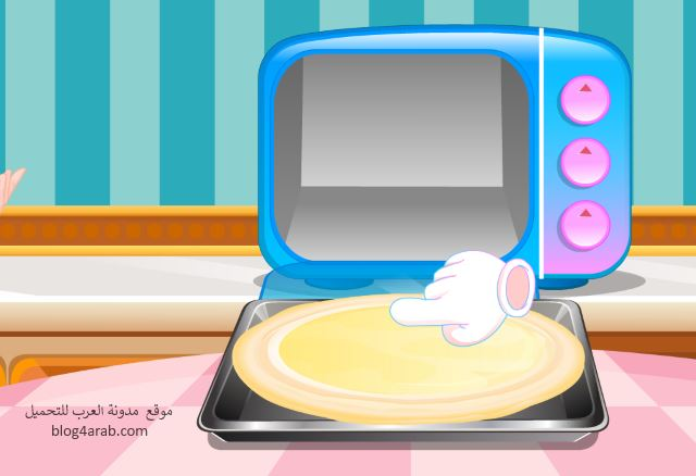 تحميل لعبة تحضير البيتزا بكافة انواعها مجانا للاندرويد Cookies Girls