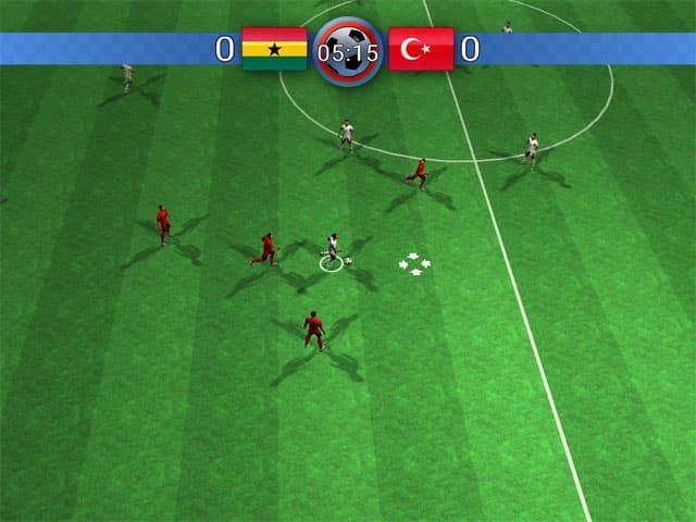 تحميل لعبة كرة القدم للموبايل