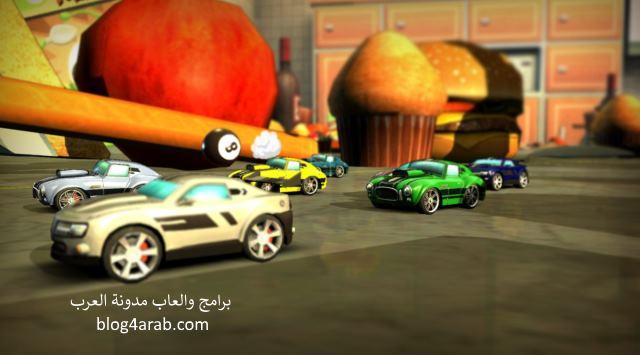 تحميل اخف ألعاب الكمبيوتر مجانا لعبة سباق السيارات الصغيرة