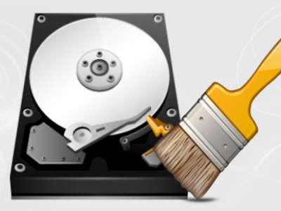 تحميل برنامج تنظيف الجهاز  وصيانته بشكل كامل مجانا Drive Cleaner