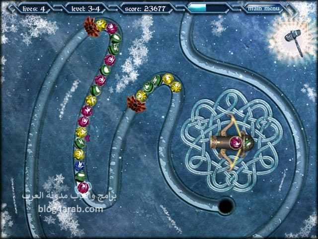 تحميل لعبة زوما ويندوز 7