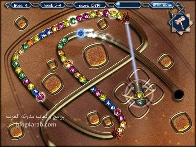 تحميل لعبة زوما برابط واحد مباشر مجانا علي الكمبيوتر والموبايل