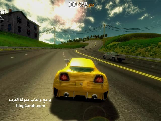 تحميل أجمل لعبه سباق سيارات خفيفة Crazy Cars Free