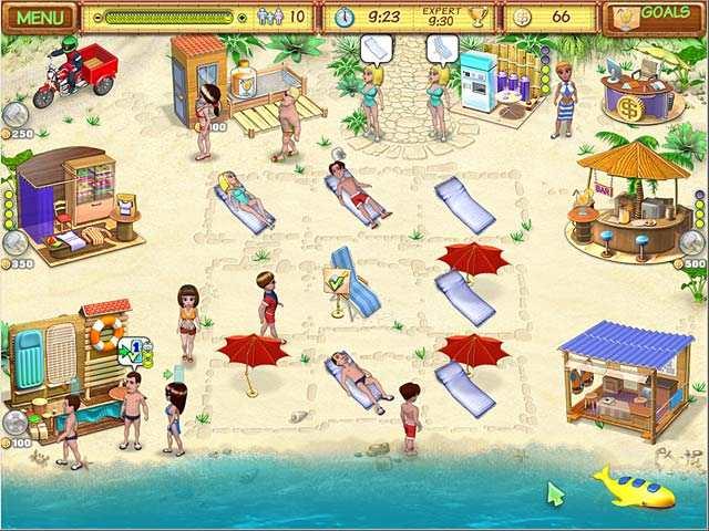 تحميل العاب خفيفة للكمبيوتر مجانا وبسرعة Beach Party