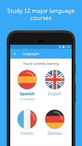 تنزيل افضل برنامج لتعليم اللغة الانجليزية للمبتدئين Language Learning