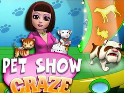 تحميل لعبة مزرعة تربية الحيوانات للكمبيوتر Pet Show Craze