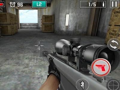 تحميل أفضل لعبة تبادل اطلاق النار مجانا Gun Shoot War