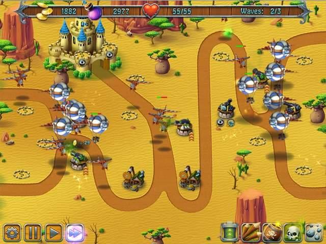 تحميل ألعاب استراتيجية مجانا للكمبيوتر 2018 Medieval Defenders