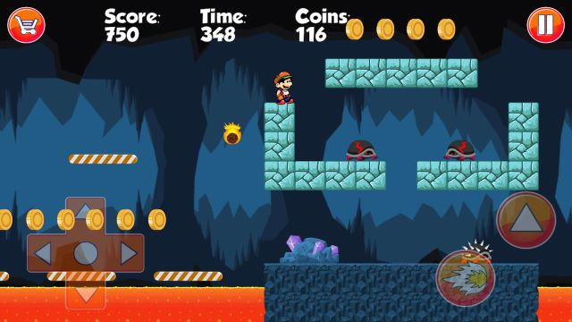 تحميل لعبة ماريو الجديدة مجانا بحجم صغير 2018 Jungle Adventure
