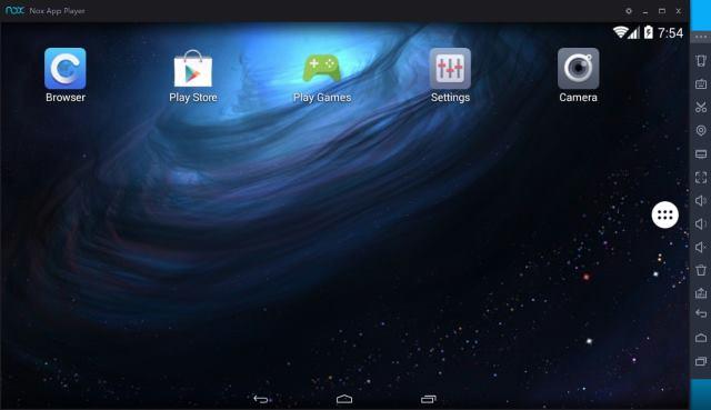 تحميل برنامج محاكي برامج والعاب الاندرويد على الكمبيوتر Nox App Player