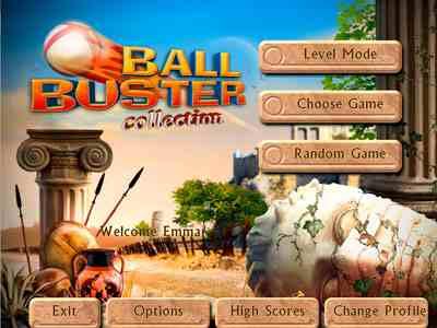 تحميل ألعاب كمبيوتر اكشن مجانا برابط مباشر BallBuster Collection