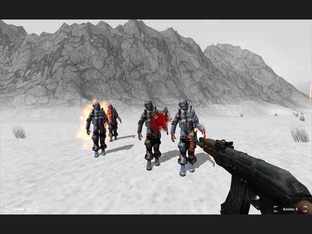 تحميل أفضل العاب اكشن للكمبيوتر مجانا Battle for Survival