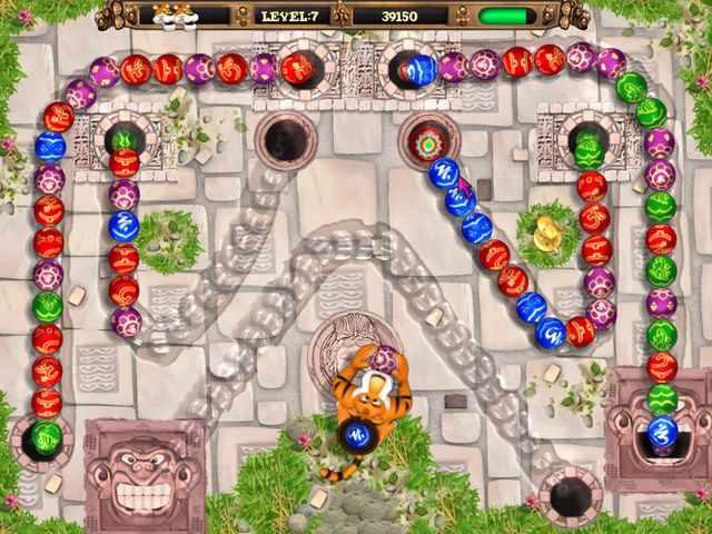 تحميل أفضل لعبة زوما للكمبيوتر مجانا برابط واحد Bengal Game of Gods