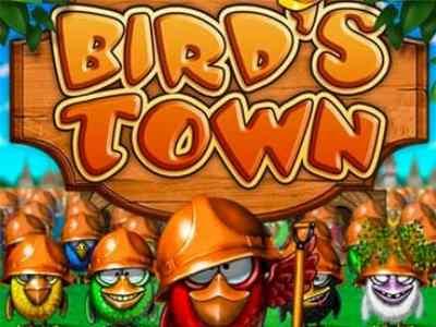 تحميل العاب كمبيوتر pc مجانا كامله برابط واحد Birds Town