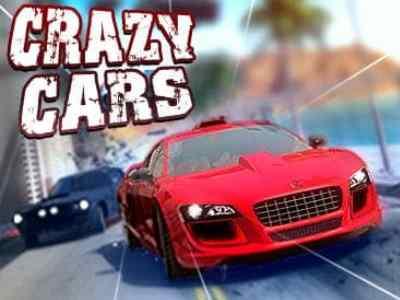تحميل لعبة سباق السيارات وقيادتها للكمبيوتر Crazy Cars