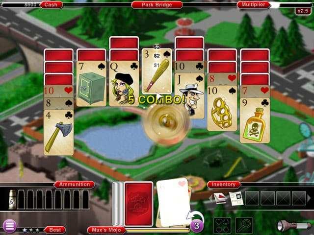 تنزيل ألعاب ورق شدة كمبيوتر مجانا برابط واحد Crime Solitaire