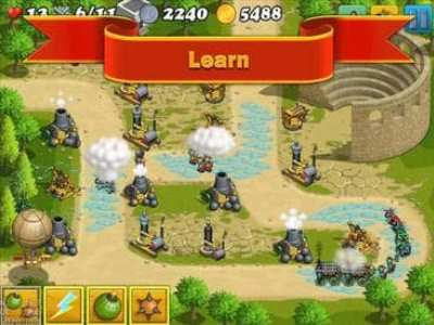 تحميل ألعاب استراتيجية خفيفة للكمبيوتر مجانا Defense Of Greece
