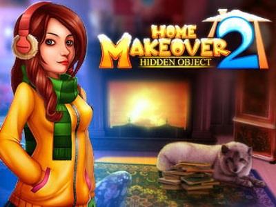 تحميل العاب بنات خفيفة ومسلية لعبة ترتيب المنزل Home Makeover 2